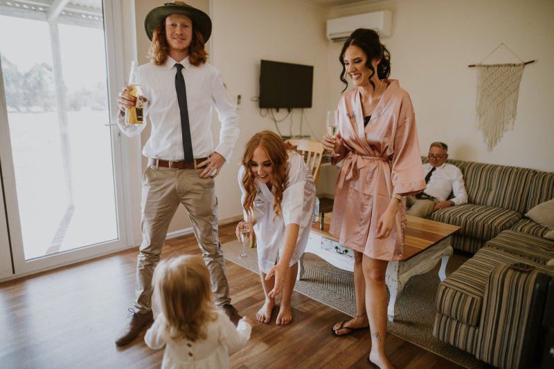 Baldivis Farm Stay Wedding Photos | Ebony Blush Photography | Perth Wedding Photographers