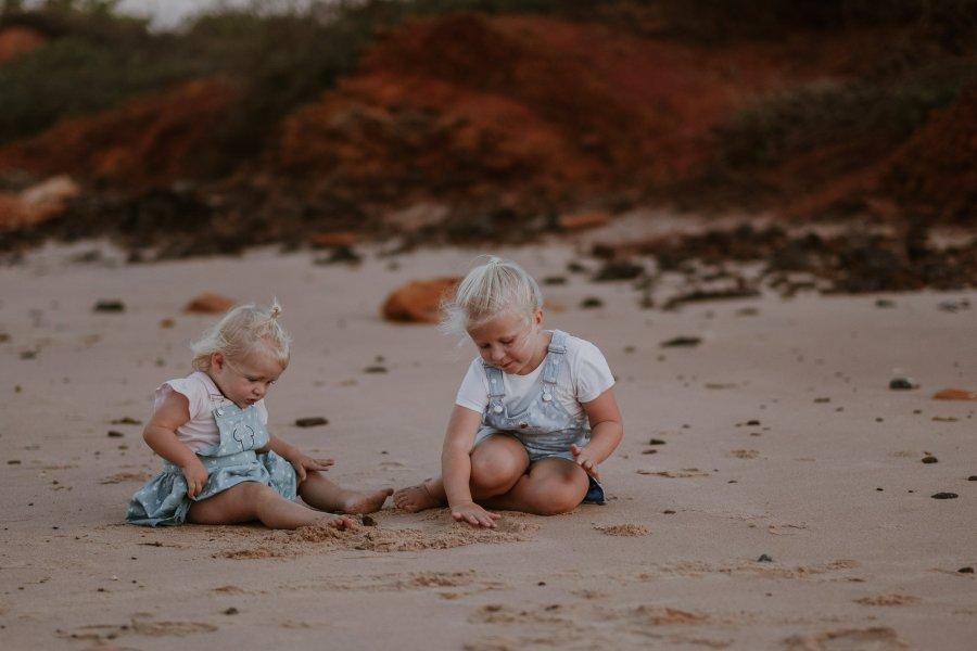Gantheaume Point Beach Family Photography | Ebony Blush Photography