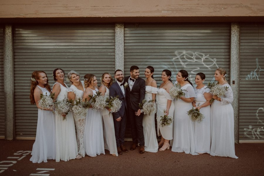 Josh and Lucas | The Stables Bar Wedding | Same sex wedding photographer perth