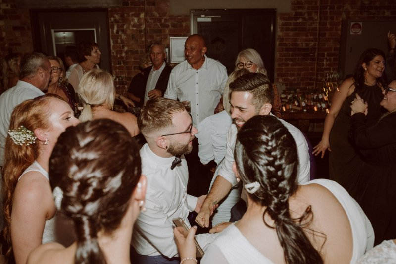 The Stables Bar Wedding Photography  | Same Sex Wedding Photography | Ebony Blush