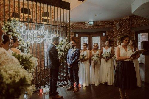 The Stables Bar Wedding Photography    Same Sex Wedding Photography   Ebony Blush