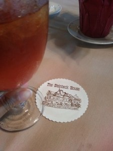 Steinbeck Restaurant: Steinbeck Tea, Salinas California