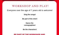 Annie Workshop Flyer