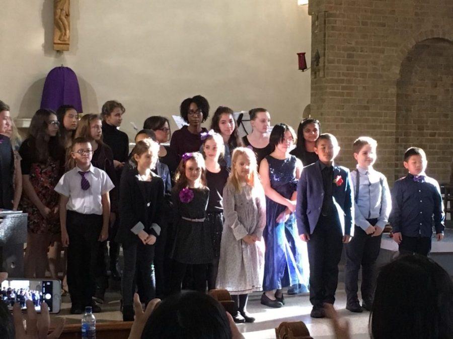 Ebony & Ivory Vocal Classes