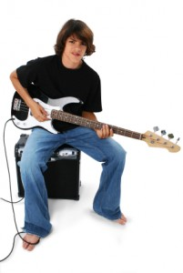 Bass Guitar Lessons At Ebony & Ivory Music School, Colindale