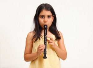 Recorder lessons at Ebony & Ivory Music School, Colindale