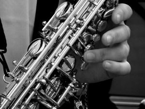 Sax Lessons At Ebony & Ivory