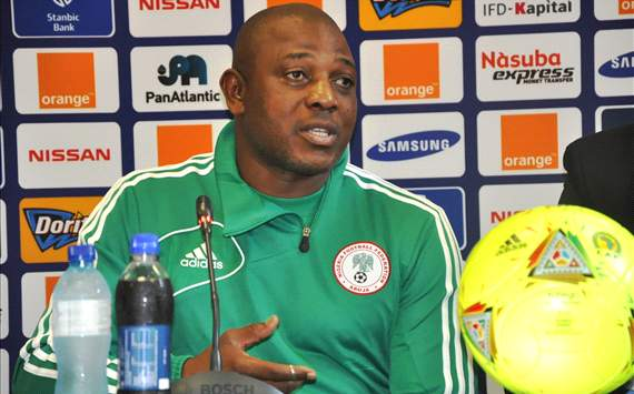 Super Eagles coach; Steven Keshi confirms that he still wants to coach the ''Eagles''