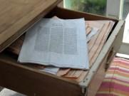 Kirribilli Wharf Cafe reading materials