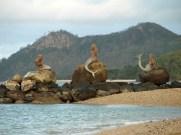 mermaids at Daydream Island