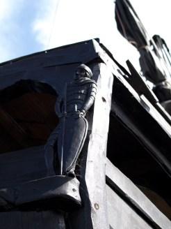 gorgeous ironwork detailing