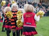 Rockdogs cheerleaders jacket back