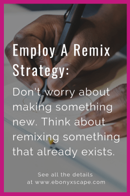 Remix Strat Pin
