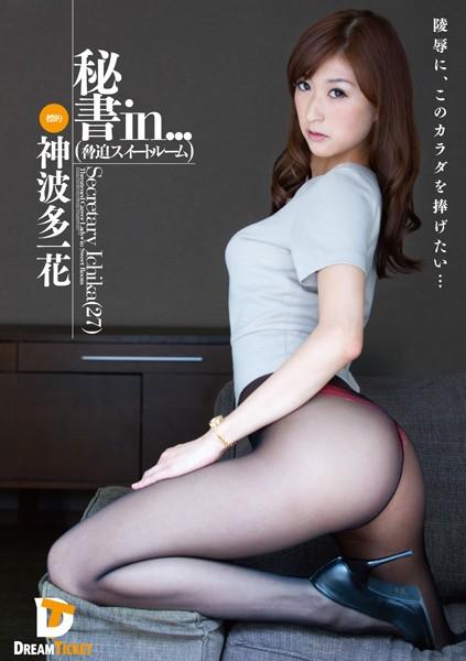 【写真集】秘書in…(脅迫スイートルーム) 神波多一花