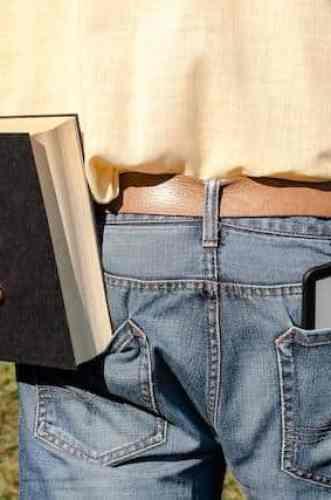 Amazons Kindle Kiosk in voller Pracht (c) GeekWire