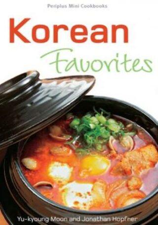 Korean Favorites- Periplus Mini Cookbooks