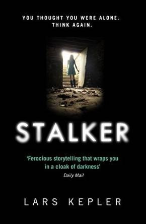 Stalker Book Cover