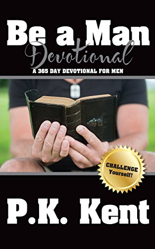 Book Cover: Be a Man Devotional