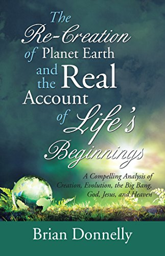 Book Cover: The Re-Creation of Planet Earth