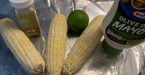 Mayo-YAYs or Mayo-NAYs? Hope's Rustic Charred Corn, with Lime, Mayo & Cumin