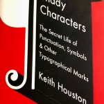 Shady Characters by Keith Houston cover jacket