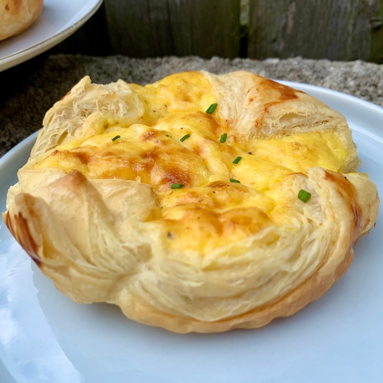 Copycat Panera Four Cheese Soufflé