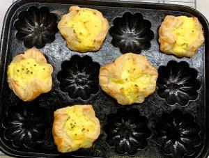 Copycat Panera 4 Cheese Souffle