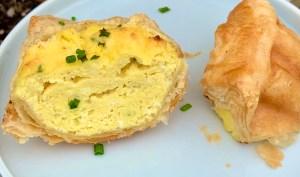 Egg soufflés
