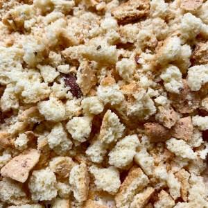 crushed biscotti