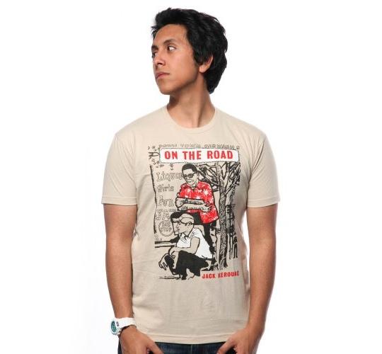 Jack Kerouac T-shirt