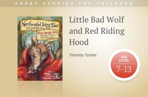 20 best short stories for kids Short stories for kids   Little Bad Wolf and Red Riding Hood