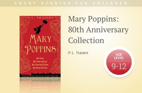 20 best short stories for kids Short stories for kids   Mary Poppins   80th Anniversary Collection