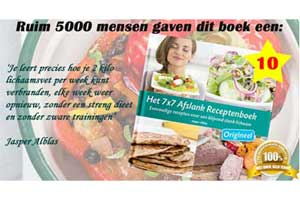 7x7 afslank receptenboek