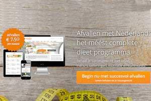 Afvallen met Nederland