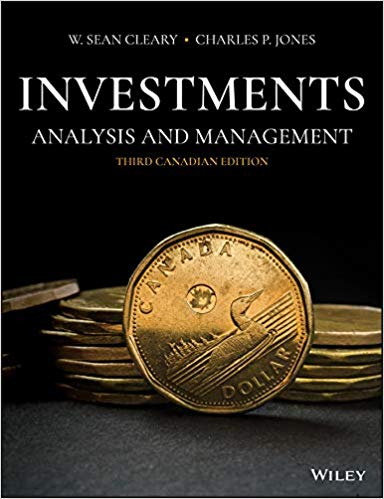 Investments analysis and management third canadian edition chapter 2 joel boija carnegie investment bank