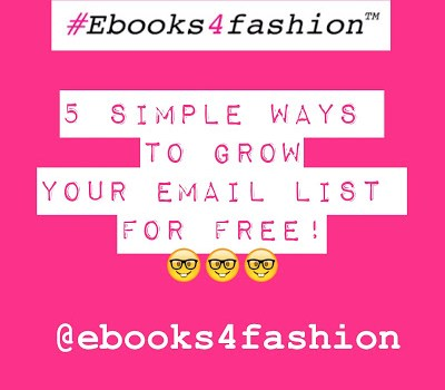 5 Simple Ways to Grow your Email List for Free