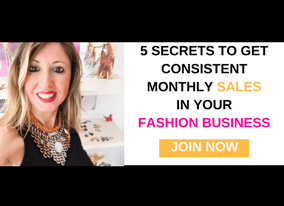 $10,000 in consistent monthly sales for your fashion business? Yes, please!
