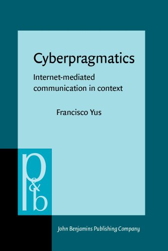 Large book cover: Cyberpragmatics: Internet-Mediated Communication in Context
