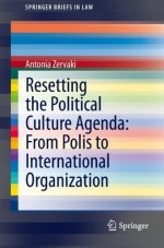 Resetting the Political Culture Agenda: From Polis to International Organization (SpringerBriefs in Law)