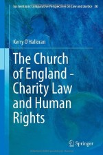 The Church of England – Charity Law and Human Rights (Ius Gentium: Comparative Perspectives on Law and Justice)