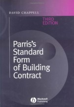 [FREE] Parris's Standard Form of Building Contract: JCT 98