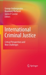 International Criminal Justice: Critical Perspectives and New Challenges