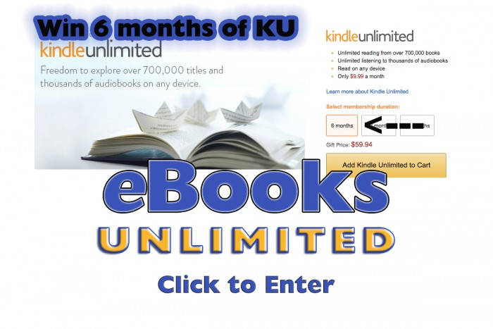 reader s survey and kindle unlimited subscription giveaway