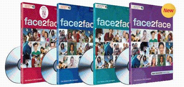 Complete English Course: Face2Face 2nd Edition( All Levels )