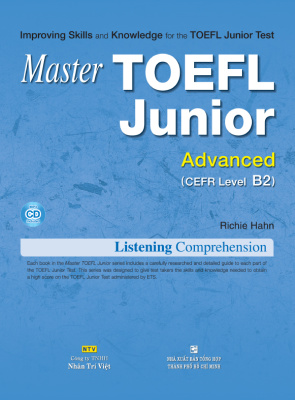 Master TOEFL Junior Advanced (B2): Listening Comprehension (pdf+Audio)