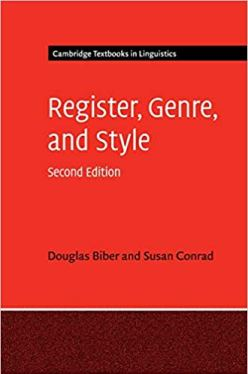 Register, Genre, and Style (Cambridge Textbooks in Linguistics), 2nd Edition