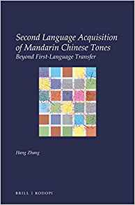 Second Language Acquisition of Mandarin Chinese Tones