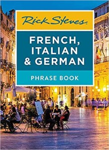 download Rick Steves French, Italian & German Phrase Book, 7th Edition