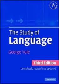 The Study of Language Ed 3