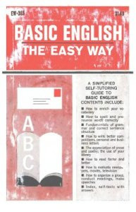 Basic English - The Easy Way